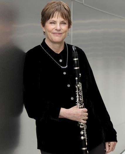 Michele Zukovsky, clarinet